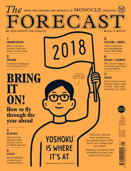 THE FORECAST 2018