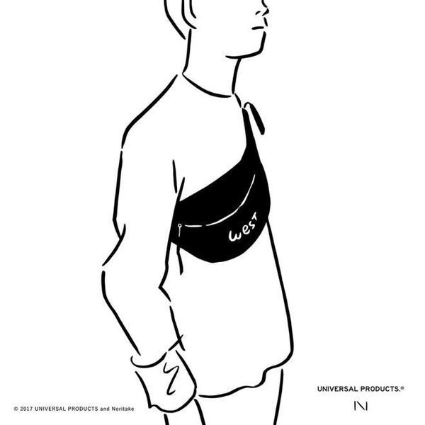 WEST(waist bag)